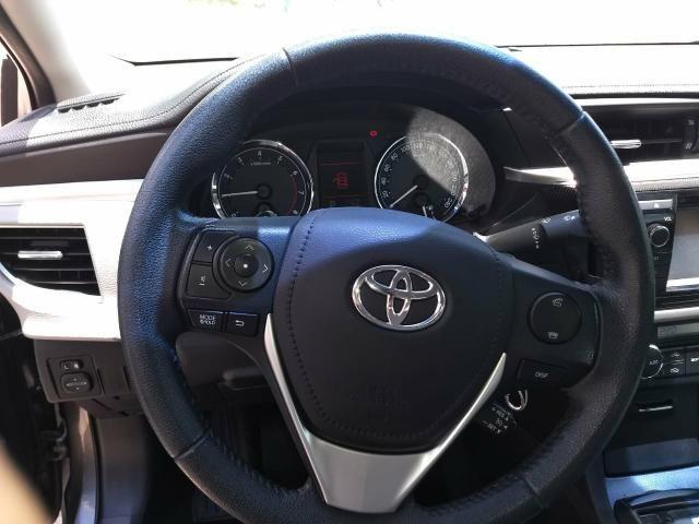 Corolla xei 2.0 automatico 2015 - Foto 9
