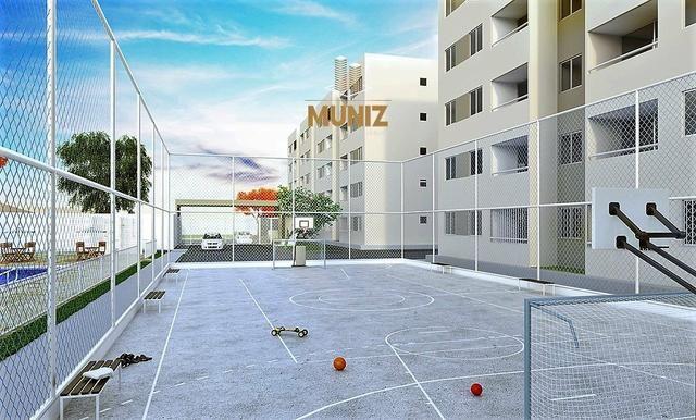 RS Apartamento, Candeias, Jaboatão, 2 quartos com Suíte, Varanda, Entrada Facilitada - Foto 8