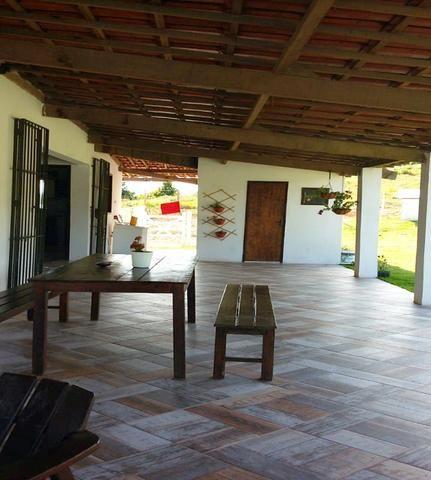 Sítio 8.000m², casa 6 suítes, lago, piscina, 600m BR-324, 22km Salvador - Foto 9