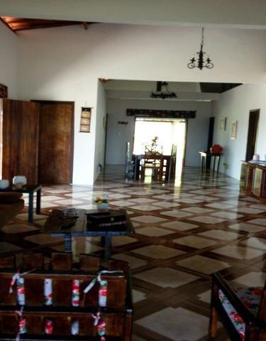 Sítio 8.000m², casa 6 suítes, lago, piscina, 600m BR-324, 22km Salvador - Foto 13