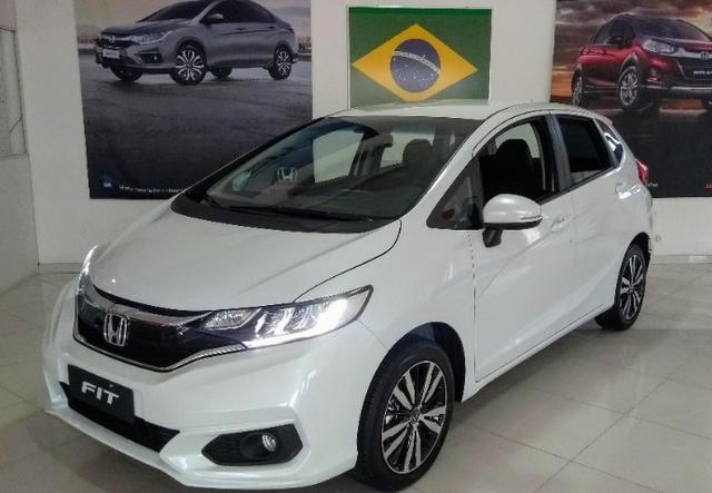 Honda Fit EXL 1.5 CVT - Zero Km - Mod 2020 - Foto 5