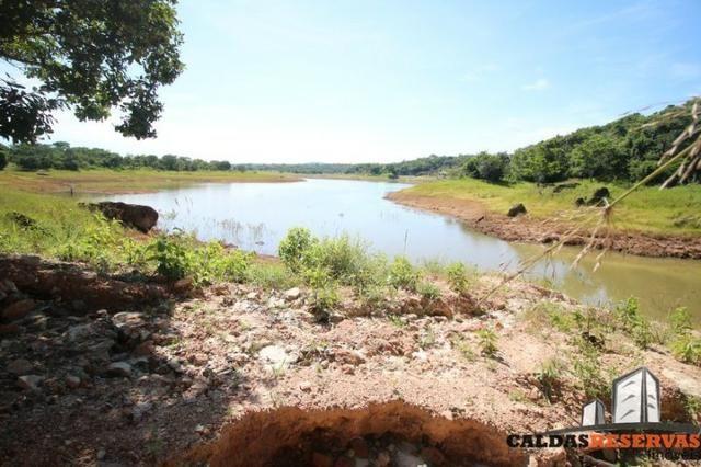 Terreno na Beira do Lago Corumba - Foto 3