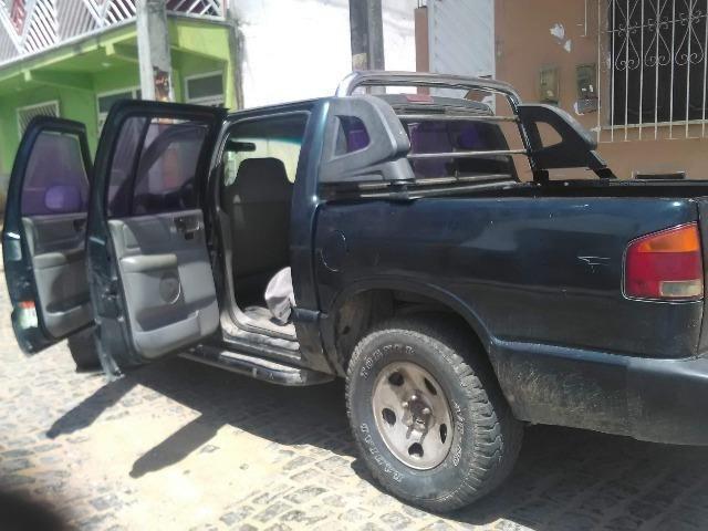 GM Chevrolet S10 Cabine Dupla 2.2 Gasolina/Gás - Foto 6