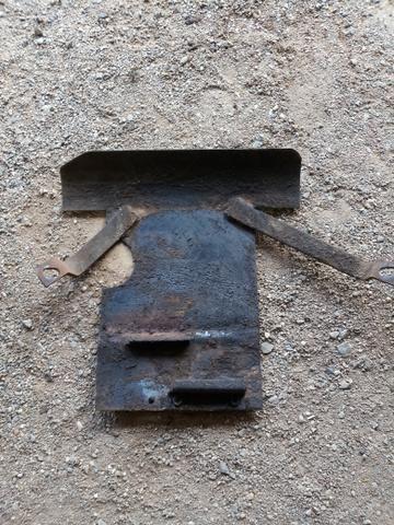 Protetor do Motor VW/Gol Bola 1.8 Original Usado!! - Foto 2