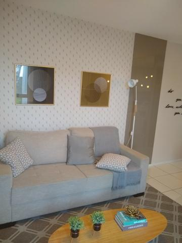 Apartamento com 2/4 e Lazer Completo na Região da Maraponga - ITBI + Registro Grátis - Foto 2