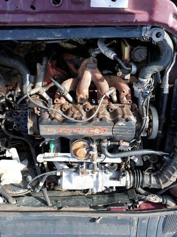 Motor Vectra Antigo