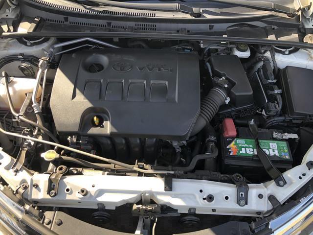 Toyota Corolla XEi 2.0 2015/2016 Placa A Único Dono Top de Linha IPVA 2020 PAGO - Foto 13