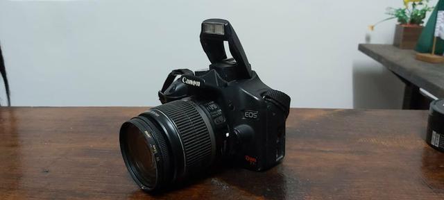 Canon T1I 800 pra bota preço *
