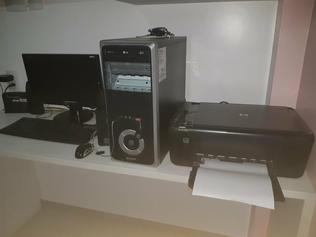 Computador e impressora multifuncional - Foto 2