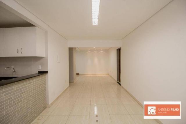 Casa com 2 dormitórios para alugar por R$ 1.600/mês - Setor Habitacional Arniqueiras - Águ - Foto 2