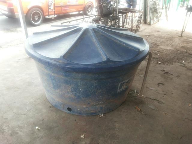 Tanque de Plástico de 1.000 litros - Foto 2