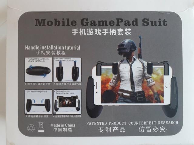 Gatilhos para Jogos de Smartphone - Foto 2