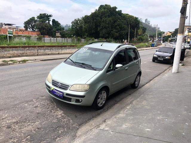 Fiat idea 2006/2006 1.8 mpi hlx 8v flex 4p manual