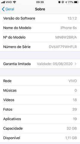 IPhone 6s 32GB NA GARANTIA - Foto 5