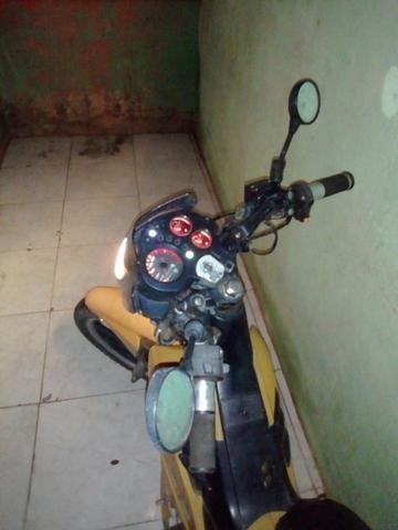 Vendo ou troco por moto ditaly bluz - Foto 3