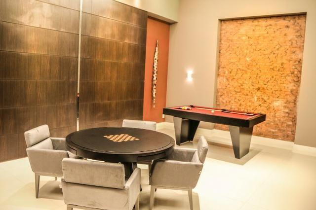 Campobelo, Apartamento no Cocó com 220mts, cozinha e varanda gourmet - Foto 4