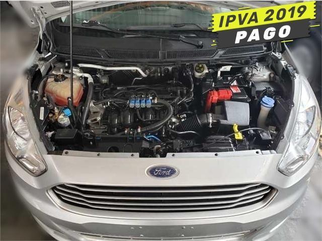 Ford Ka + 1.5 advanced 16v flex 4p manual - Foto 12