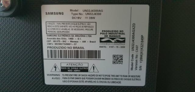 """TV Samsung 32"""" modelo UN32J4300AGXZD"""