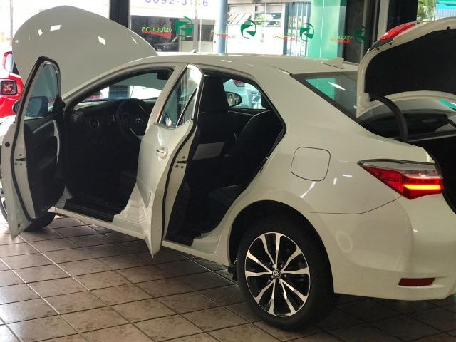 Corolla XEI Multi Drive S 2.0 2019 Branco Apenas 6 mil km - Foto 7