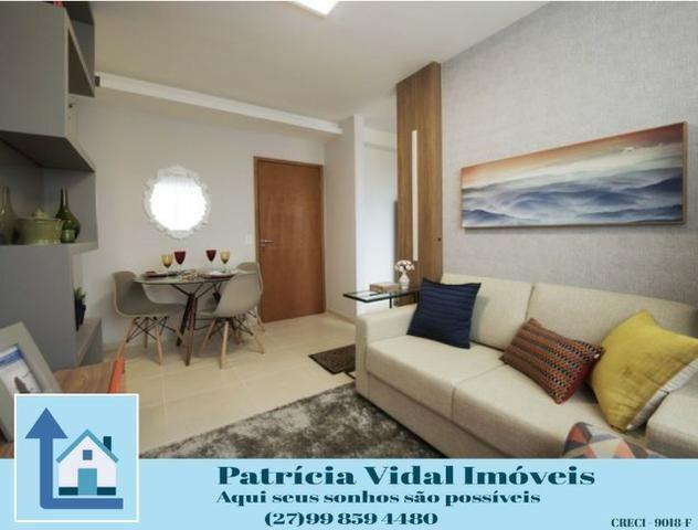 PRV64- Sua casa própria na sua mão apartamento pronto pra morar entrada facilitada liga já - Foto 4