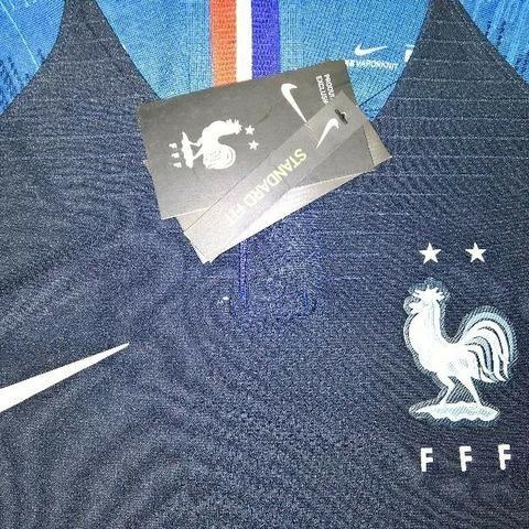 Camisa França 524a17fe69f70