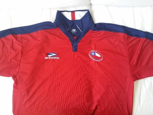 Camisa da Seleção do Chile Retrô- Brooks - Esportes e ginástica ... 9a3013c8d4e09