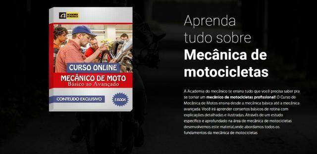 4218c8f90b6 Curso Mecânico de Moto Completo