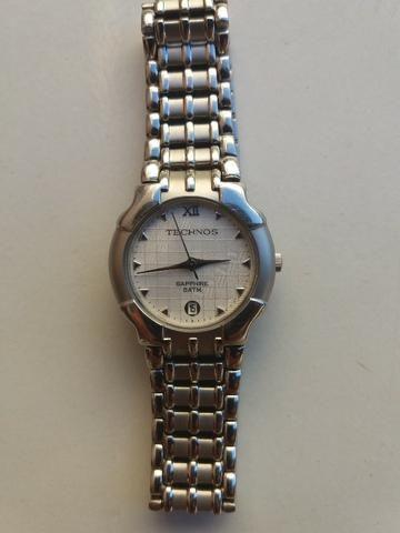 Relógio Technos Sapphire 5atm - Modelo Feminino - Bijouterias ... 4717da1b36