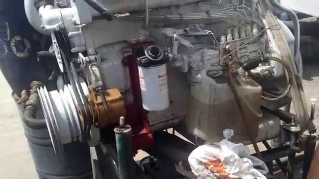 Motor + Cambio + Diferencial + Motor de Partida revisado - Mercedes 5 cilindros - Foto 2