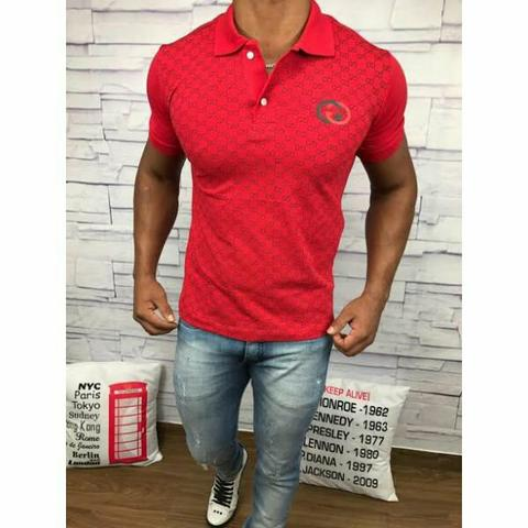 d01de3b707 Camisa polo de marcas famosas - Roupas e calçados - Vianópolis ...