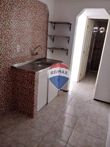 Casa com 2 dormitórios para alugar, 55 m² por R$ 780,00/mês - Cidade 2000 - Fortaleza/CE - Foto 12