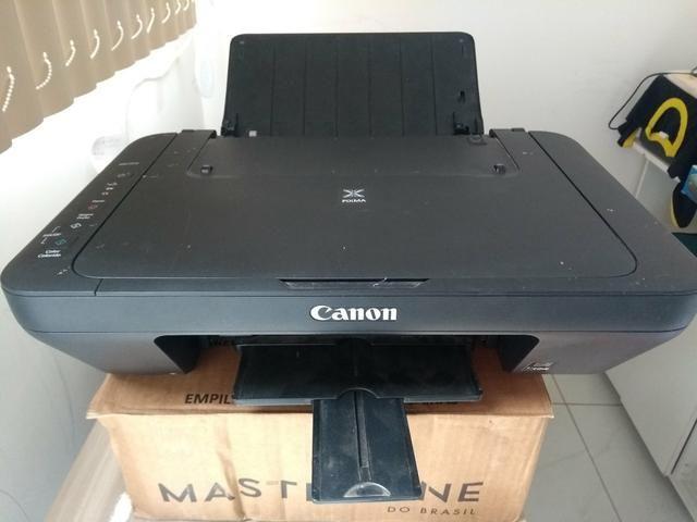 Impressora multifuncional Canon Pixma MG2510 - Foto 2