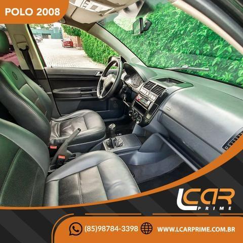 Polo 2008/ Completo/ Exclusivo/ Couro/ Multimídia - Foto 9