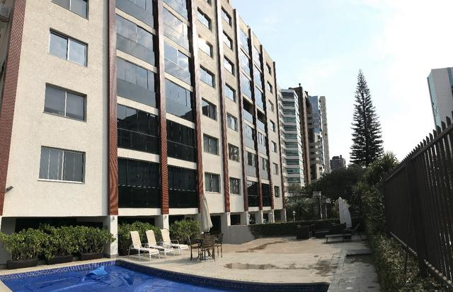 Apartamento 300m2 Edifício Royal Park na Rua Minas Gerais