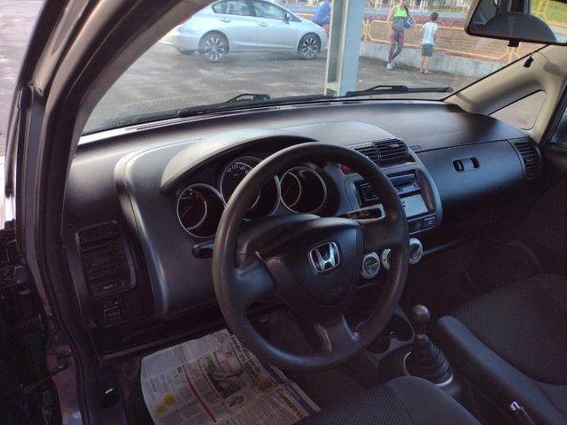 HONDA FIT LXL COMPLETO MANUAL 2007 - Foto 9