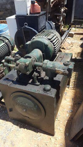 Unidade Hidraulica 10 Hp - Foto 3