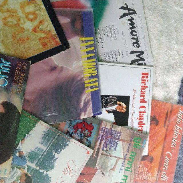 Discos de vinil Italianos + diversos - Foto 3