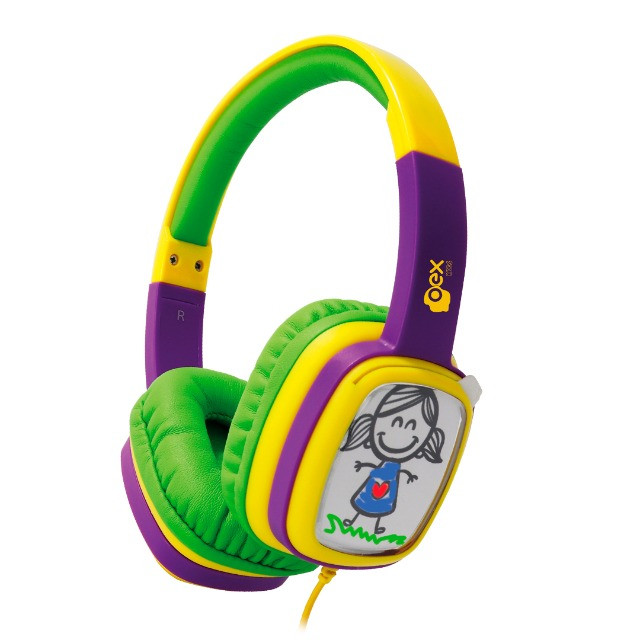 Headphone Toon Hp302 Oex - Foto 2