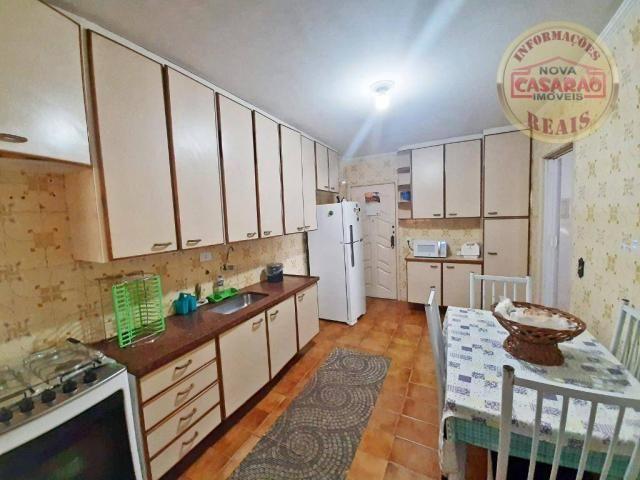 Apartamento com 3 dormitórios à venda, 115 m² por R$ 320.000 - Tupi - Praia Grande/SP - Foto 9