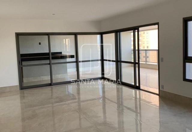 Apartamento à venda com 4 dormitórios em Res morro do ipe, Ribeirao preto cod:64605