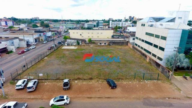 Ótimo Terreno para locação, Frente Para Av. Carlos Gomes, Sub Esquina com Rafael Vaz e Sil - Foto 2
