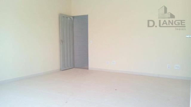 Barracão para alugar, 220 m² por R$ 3.000,00/mês - Parque Via Norte - Campinas/SP - Foto 3