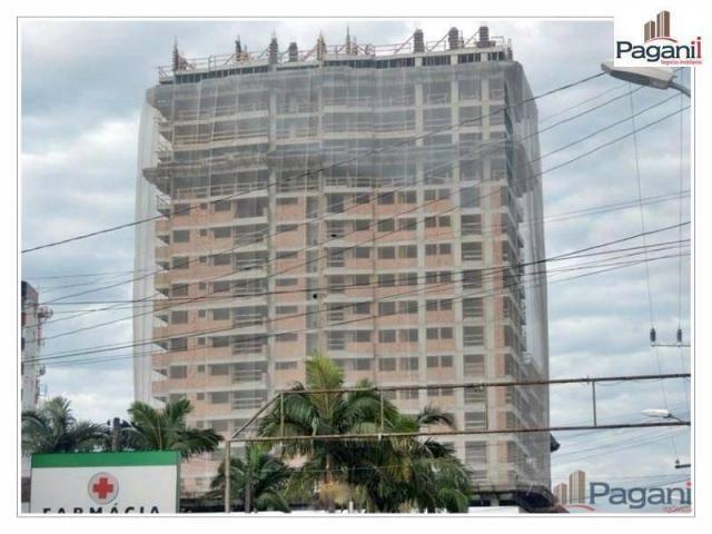 Apartamento com 3 dormitórios à venda, 126 m² por R$ 817.000,00 - Centro - Palhoça/SC - Foto 9
