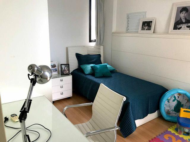 Frente Mar 4 quartos 2 suites 250m2 Lindo - Foto 14