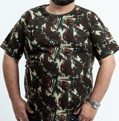 Camisetas Camufladas - Foto 4