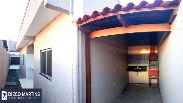 Casa em senador canedo - ´proximo ao pratiko boa vista - Foto 4
