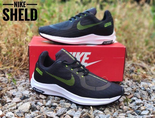 Tênis Nike Sheld Novo Várias Cores - Foto 2