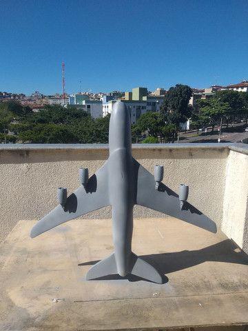 Boeing artezanal  - Foto 2