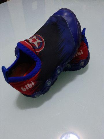 Sapatos Infantil menino 23 ao 25 *ACEITO CARTÃO* - Foto 2