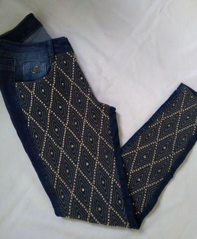 Calça jeans marca Cacau número 38 Nova